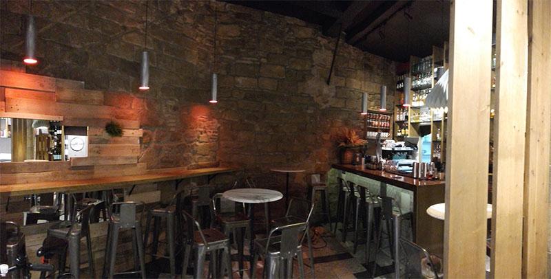 Reforma integral de local para bar STORY