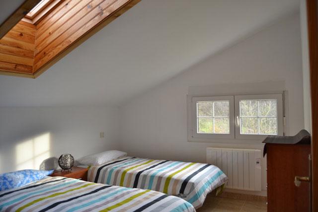 Reforma integral de piso atico, habitacion1