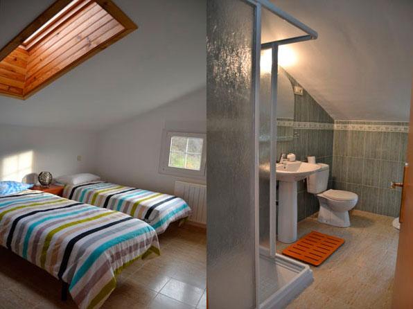Reforma integral de piso atico, habitacion baño