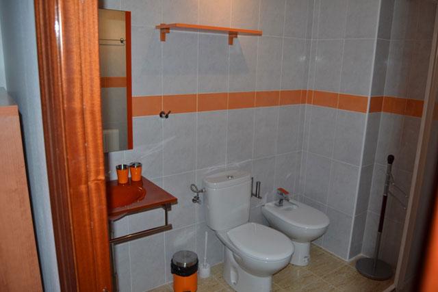 Reforma integral Piso Balneario 1er piso, baño