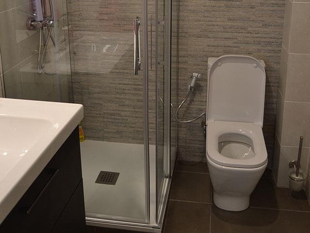 Reforma Integral 2do piso Balneario, baño