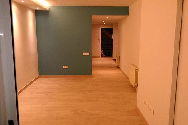 Reforma integral piso en Roger de Flor, en acabados 2