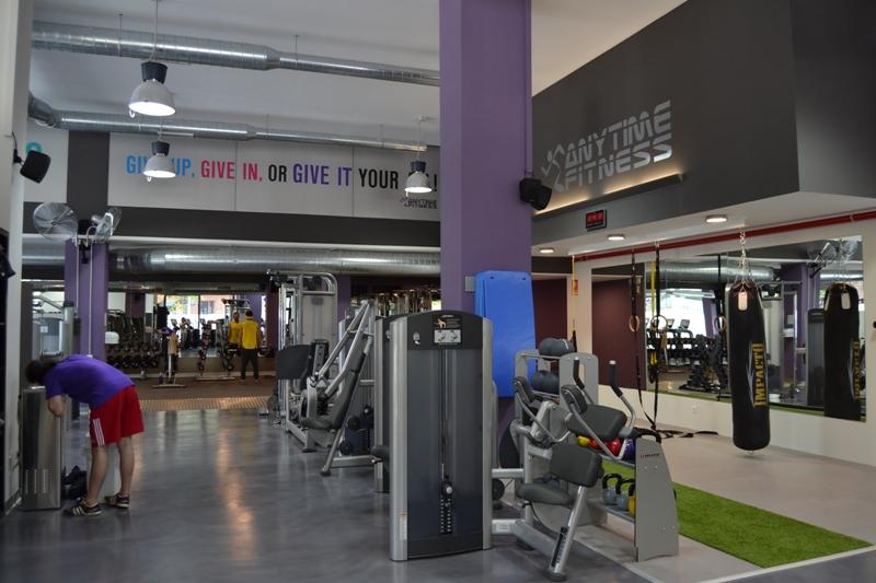 Reforma integral Anytime Fitness Ciutadella