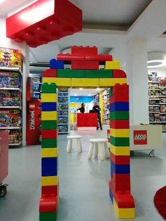 reforma integral tienda jugueteria galegory