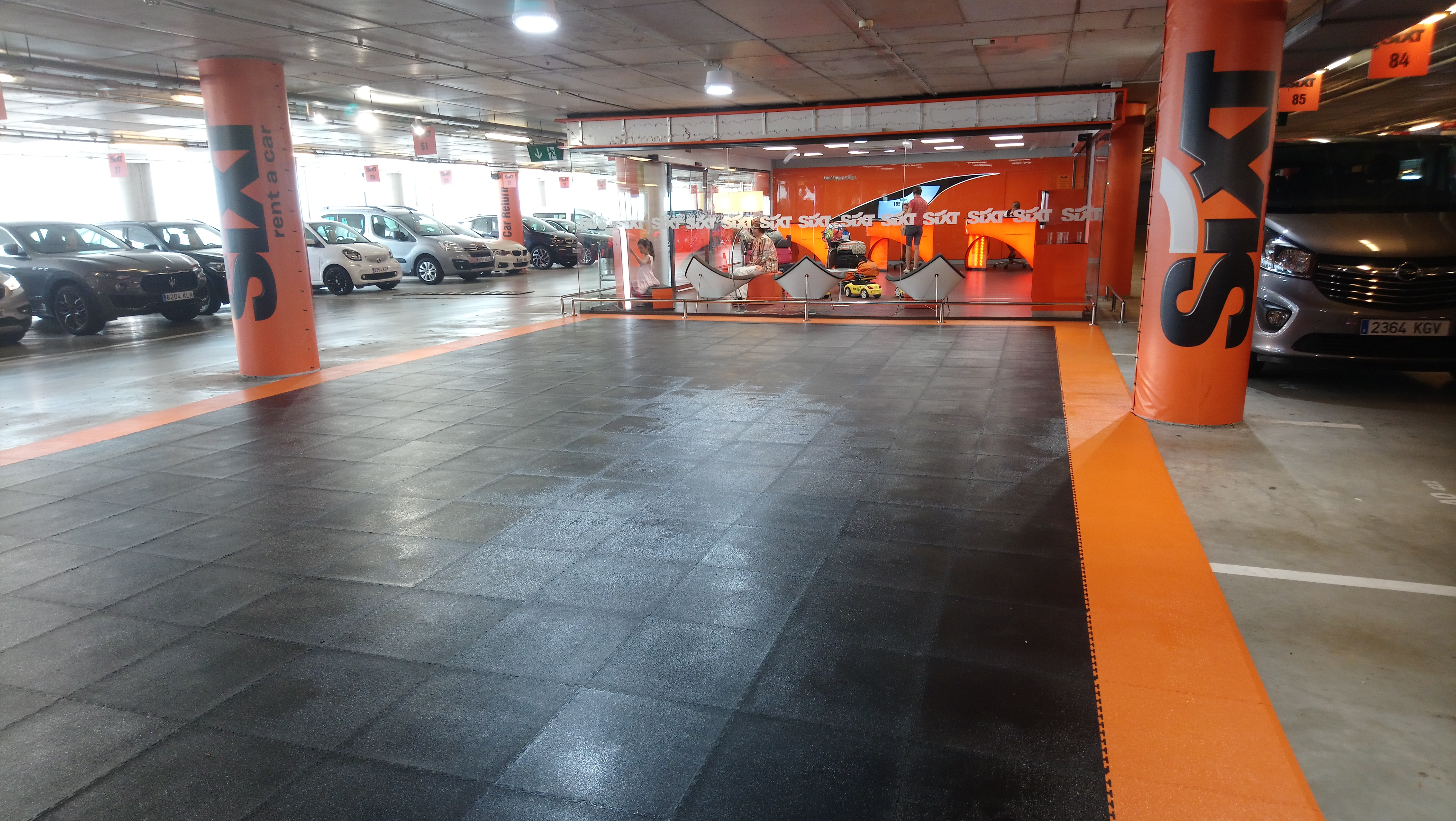 sixt t1 parking reforma 9