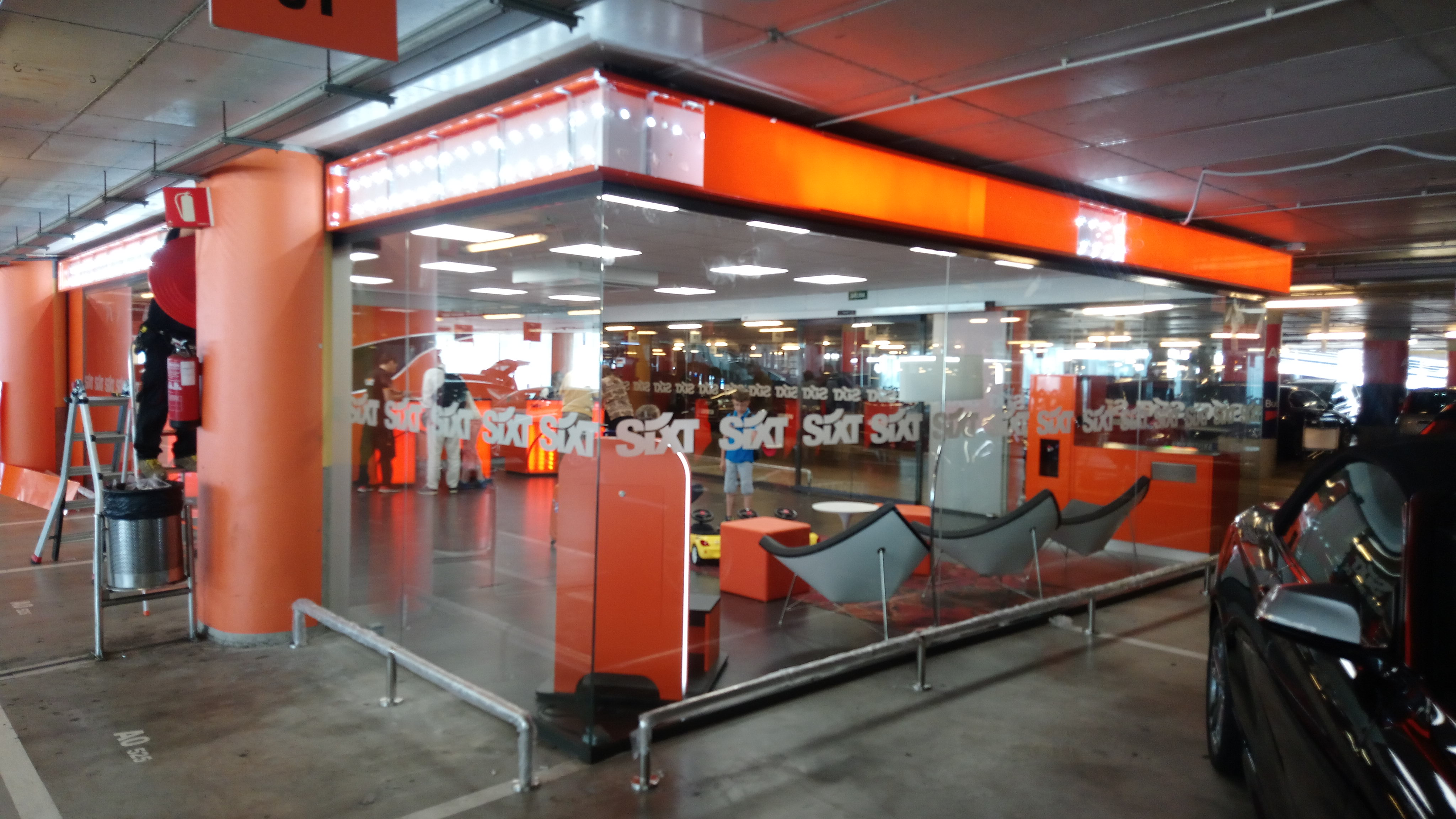 sixt t1 parking reforma 10