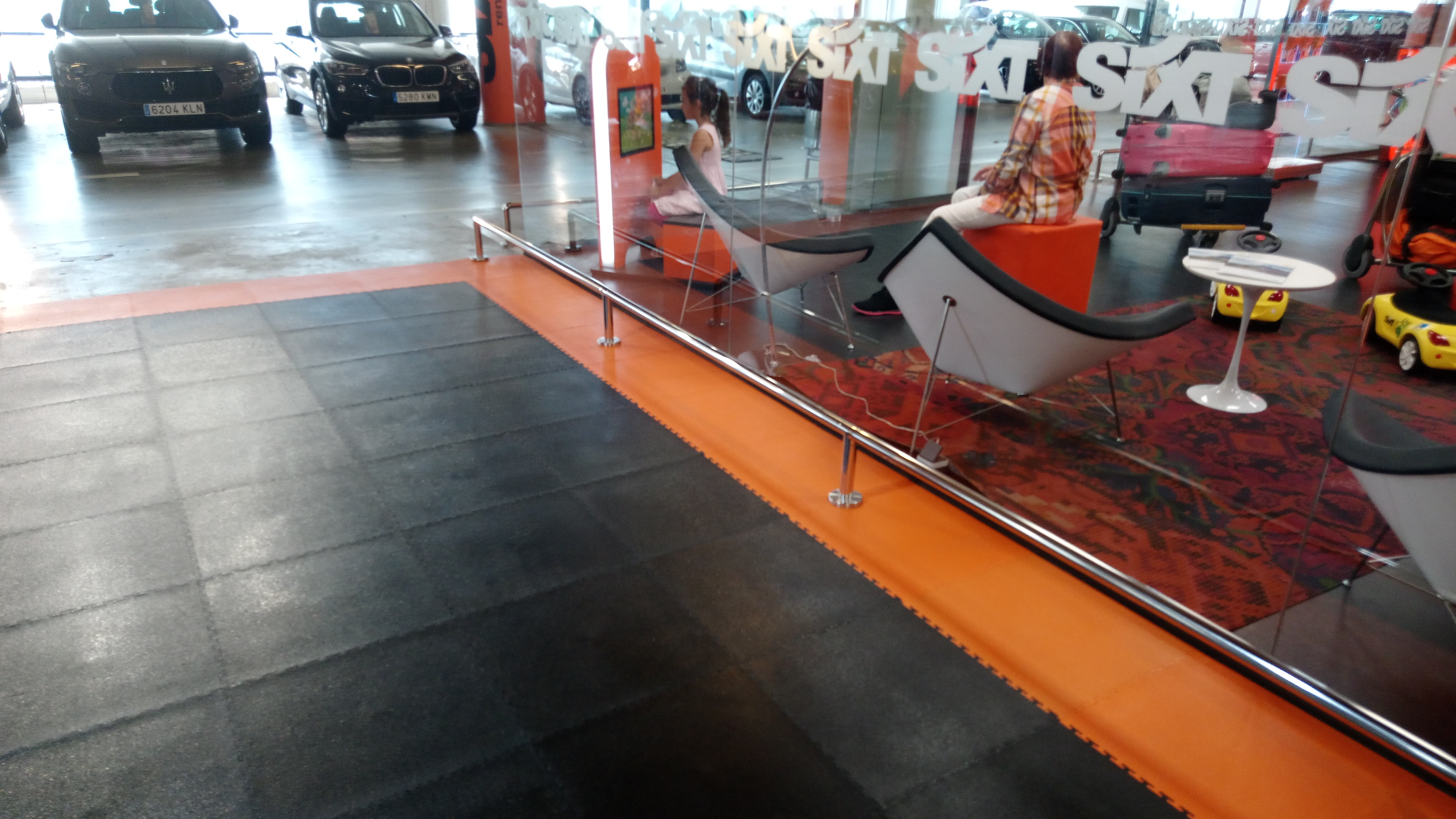 sixt t1 parking reforma 4