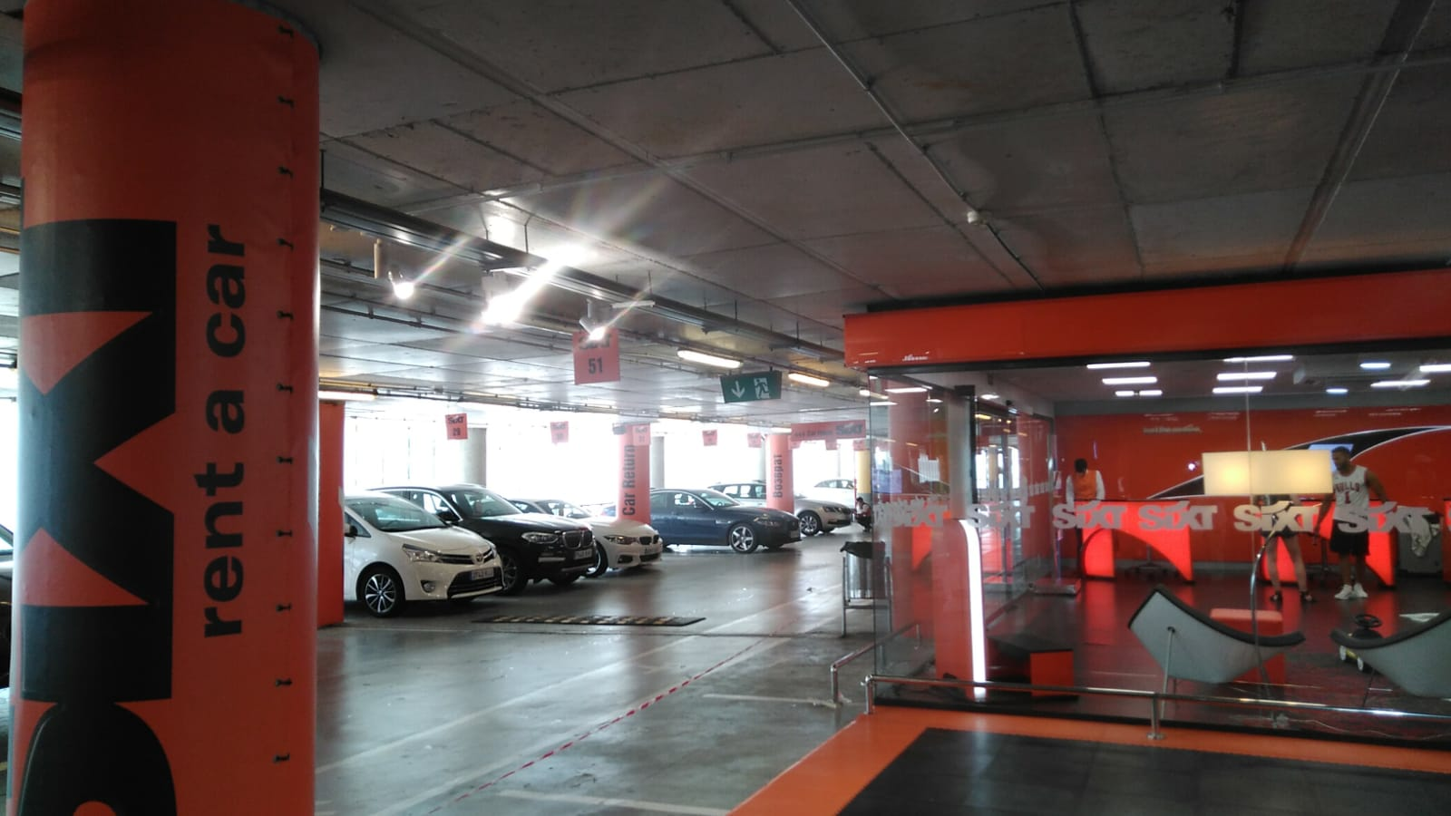 sixt t1 parking reforma 1